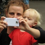 Annes nye smartphone :-D